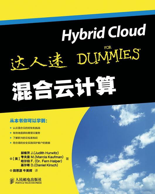 混合云计算 PDF格式高清电子书免费下载