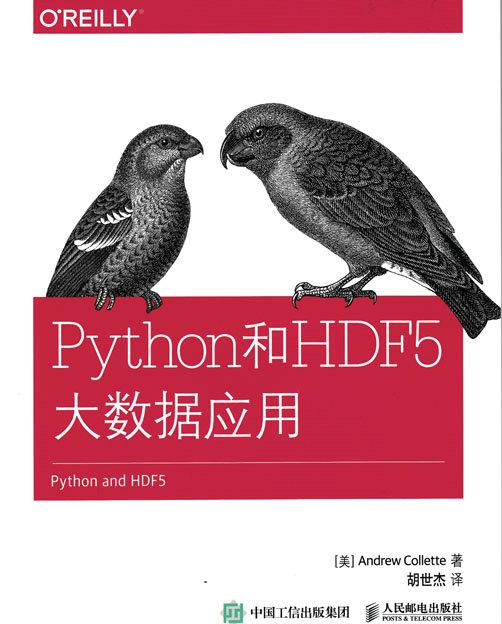 Python和HDF 5大数据应用 PDF格式高清电子书免费下载