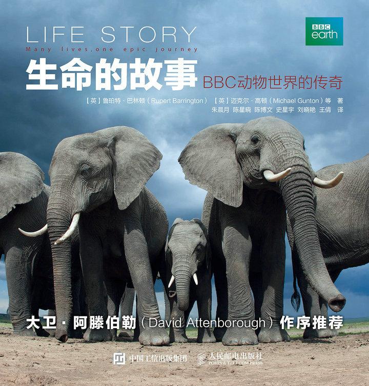 生命的故事:BBC动物世界的传奇 PDF格式高清电子书免费下载