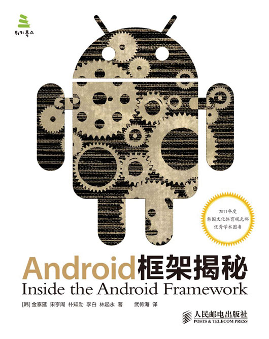 Android框架揭秘 PDF格式高清电子书免费下载