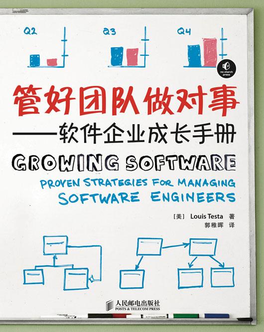 管好团队做对事——软件企业成长手册 PDF格式高清电子书免费下载